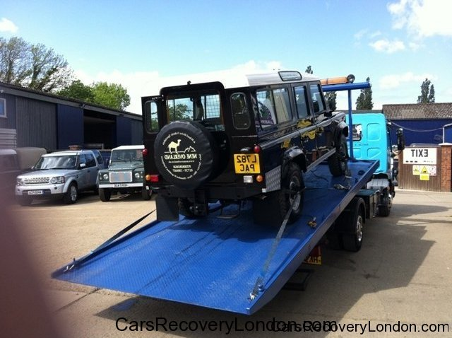 Land Rover Car Transport, Car Delivery