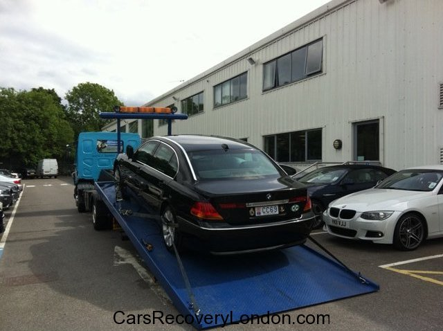 BMW-car-transporter