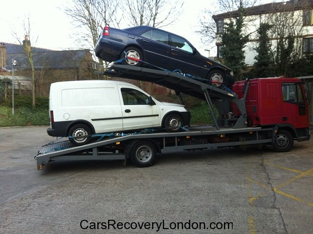 Two car transport