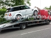 Land Rover Transported from Heathrow airport