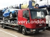 Vauxhall main dealer car Transporter