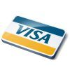 Car Transporter Payment with Visa Card