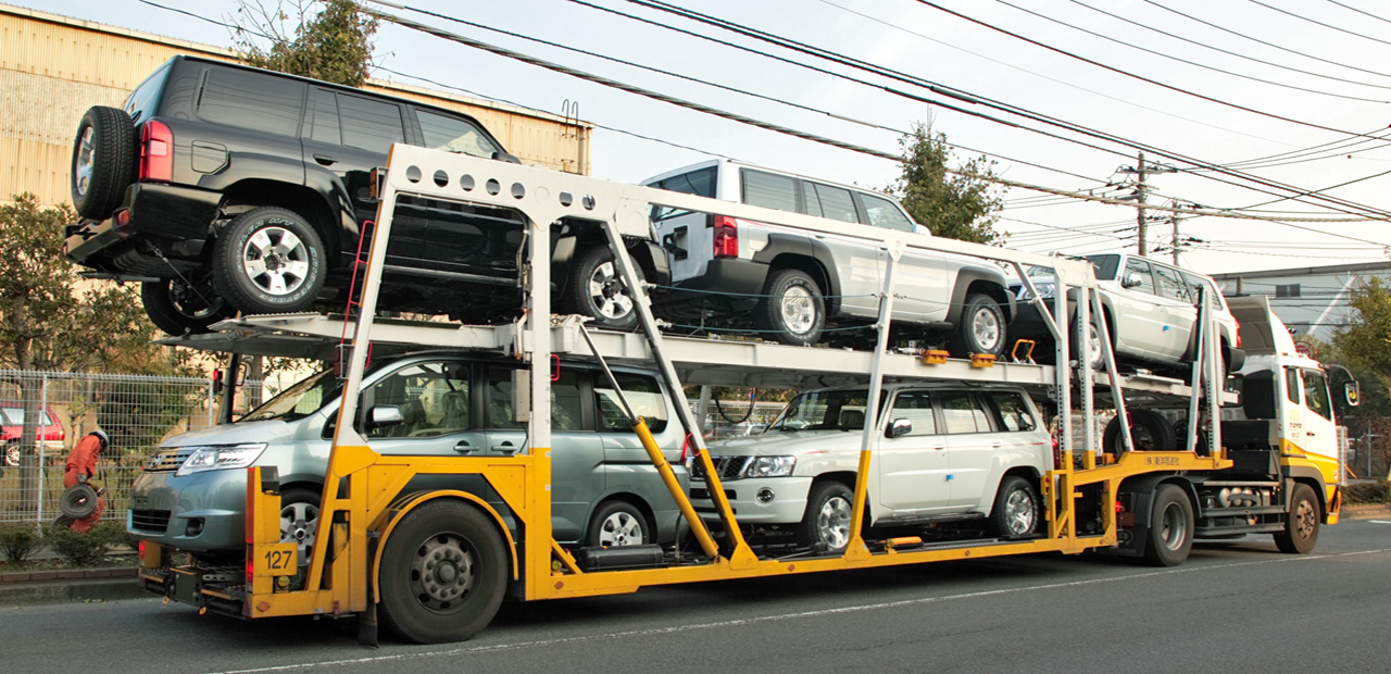 How to choose the best method of vehicle transport in uk cars recovery london